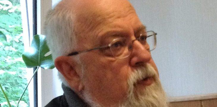 In dankbarer Erinnerung an Klaus Gerd Scharf (Tierarzt)